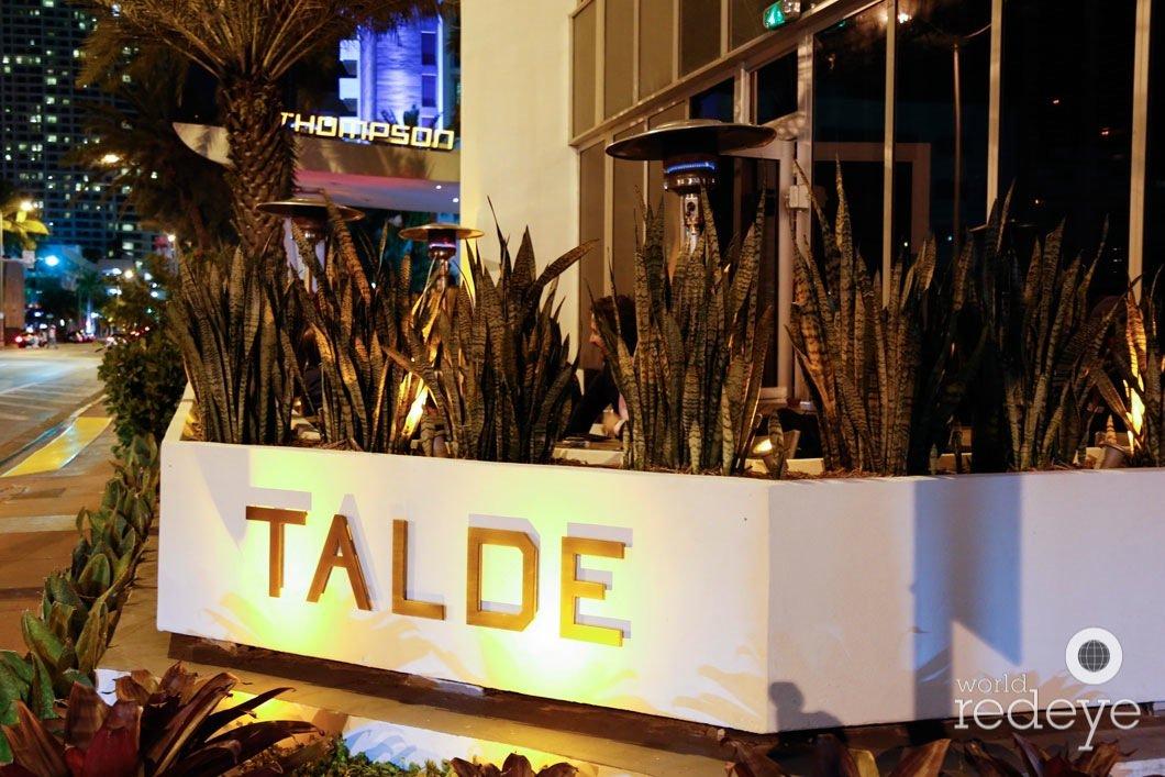 Talde Hashtag On Twitter
