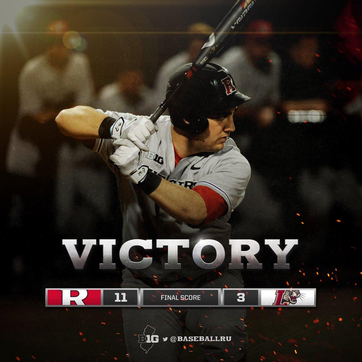 """Rutgers Baseball On Twitter: """"Recap: #RBaseball Runs Past"""