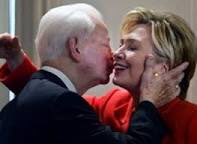 .@HillaryClinton embracing former Ku Klux Klan leader Robert Byrd, her self-acknowledged mentor.  v @RealJamesWoods https://t.co/MqarAReS7O