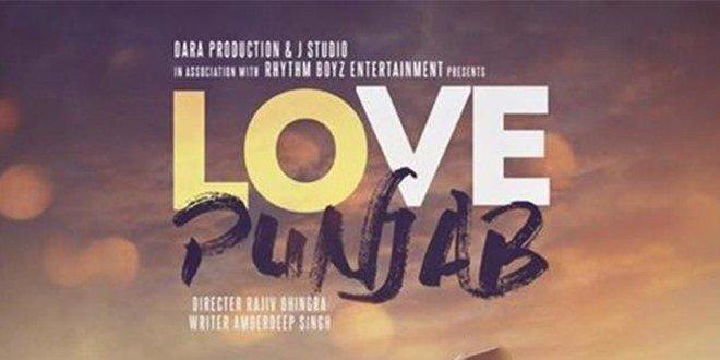 Love Punjab (2016) Watch Online Full Punjabi movie