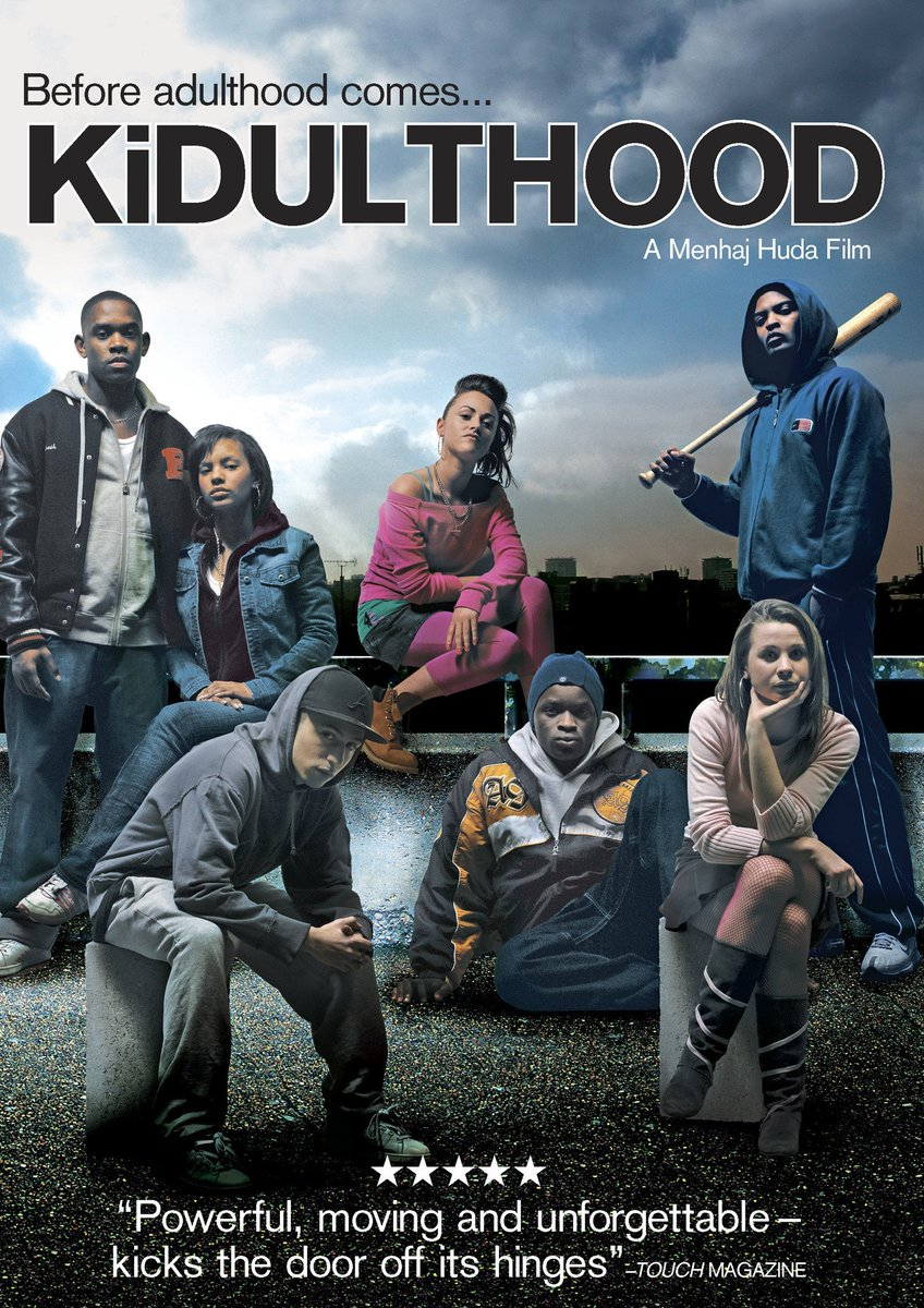 Happy 10th Birthday #Kidulthood From typing to first word to release. You changed my life. I Love you #HappyHoodDay https://t.co/KpUjQPXFNQ