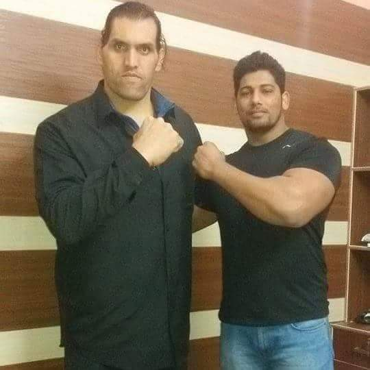 Danish Akhtar Saifi who essays role of Hanuman in Siya Ke Ram was trained by the Great Khali