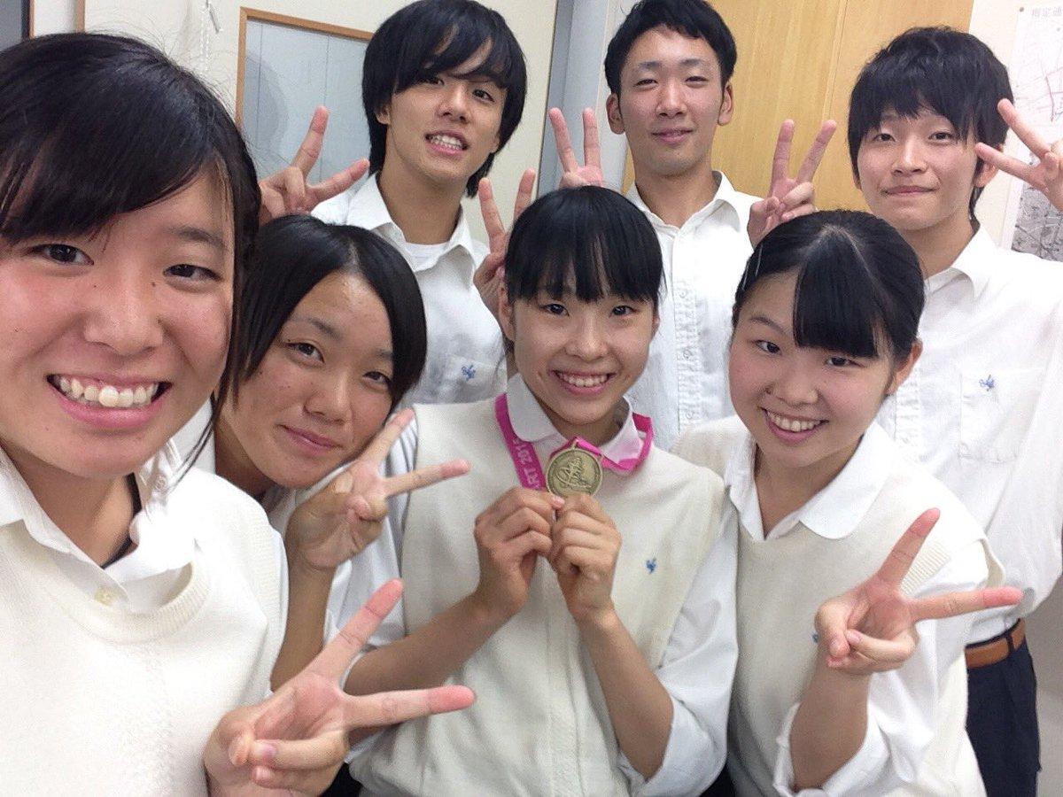 """横田葵子 on Twitter: """"卒業式行..."""