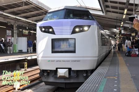 この電車が誰かに似てるってずっと気になってたんだけど分かった!パタリロのお母さんのエトランジュだわ。目だけだけど。あー、すっきりした! pic.twitter.com/5nzw5IxlHe