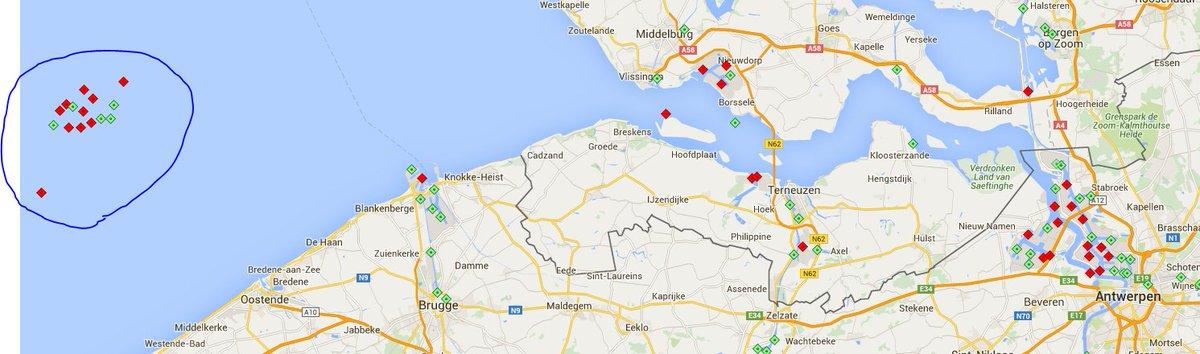 Karel Van Den Berghe On Twitter Antwerpen Is T Stad Al De Rest Is Parking Nu Ook Op De Noordzee Loodswezen Schelde Portofantwerp Https T Co Glksisknrq