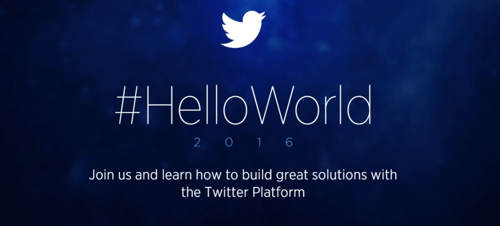 Twitter will be in Nairobi next month as part of their Hello World tour https://t.co/k68nzYGkT7 https://t.co/TjpKnV3dLS