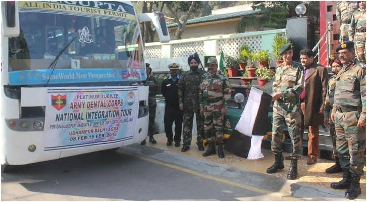 indian army and national integration We must rise above our 'microscopic identities': army who were in new delhi as part of a national integration he urged the indian youth to work.