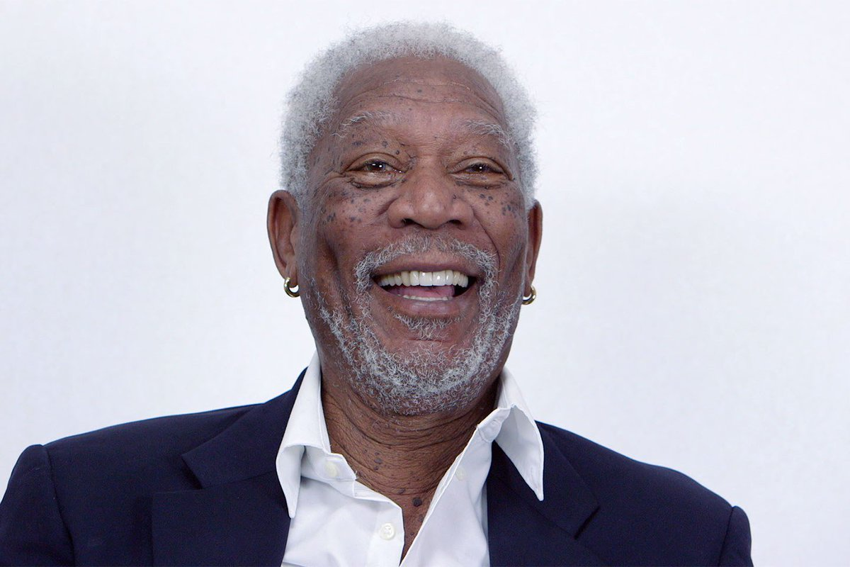 "Morgan Freeman brings gravitas to @JustinBieber's ""Love Yourself"" https://t.co/btk1hSBRA4 https://t.co/OHXxxyfhmC"