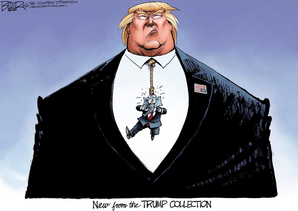 #cartoon #slideshow on @realDonaldTrump big night on #SuperTuesday https://t.co/RPDHM9Bbbn @tedcruz @marcorubio https://t.co/Eq814R18Tx