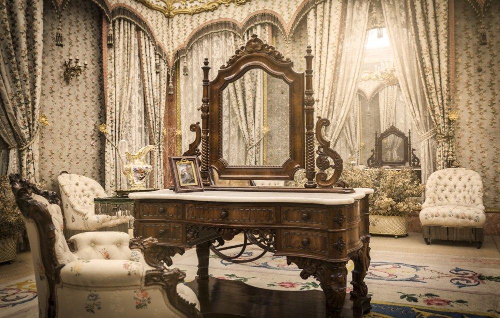 Patrimonio nacional on twitter la decoraci n de la sala for Decoracion de casas victorianas