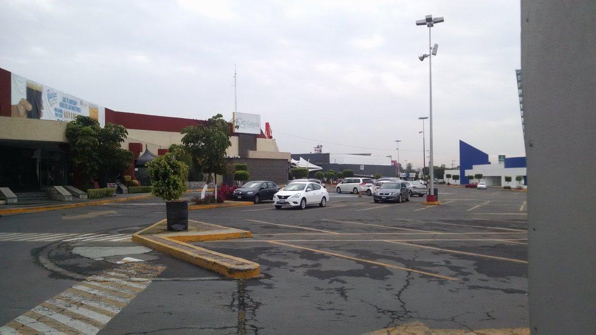 Estacionamiento de Galería Las Ánimas