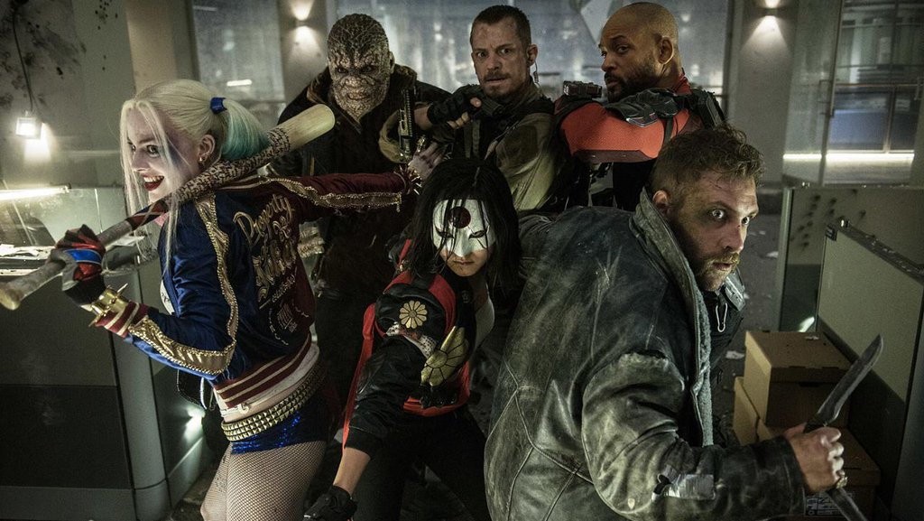 Suicide Squad Sequel Planned For 2017 1