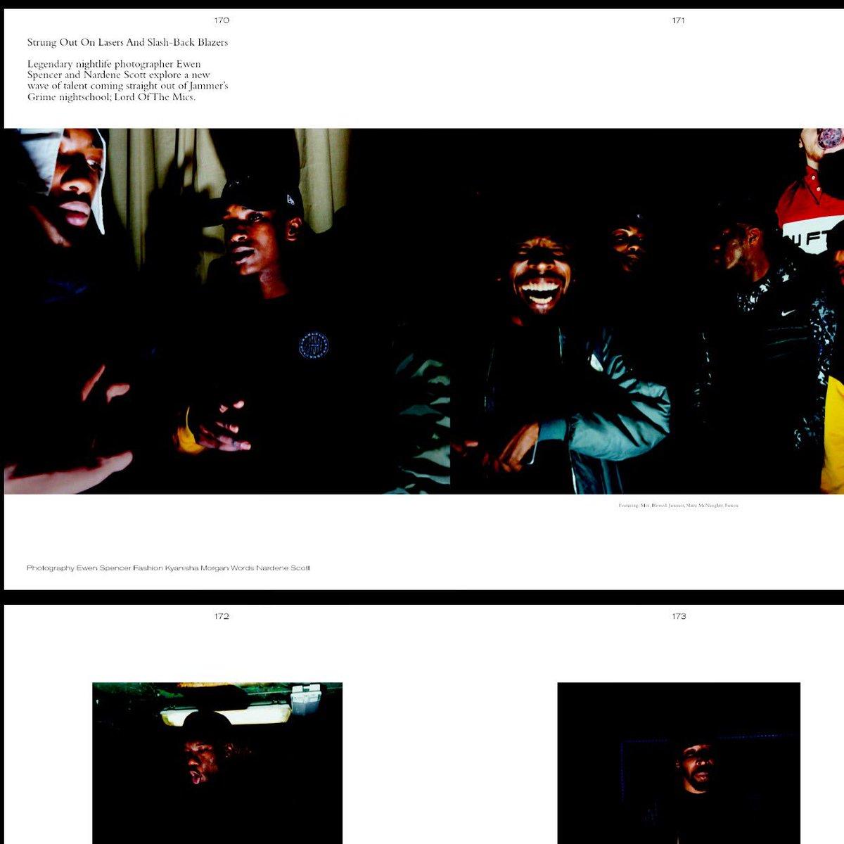. @lordofthemics_ in the new issue of @wonderlandmag @ewenspencer @BlessedSWB @jammerbbk @UncleMez @fusion_ias