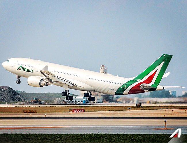 """Volo Beirut Roma, pilota Alitalia si rifiuta di volare: """"Sono troppo stanco"""""""