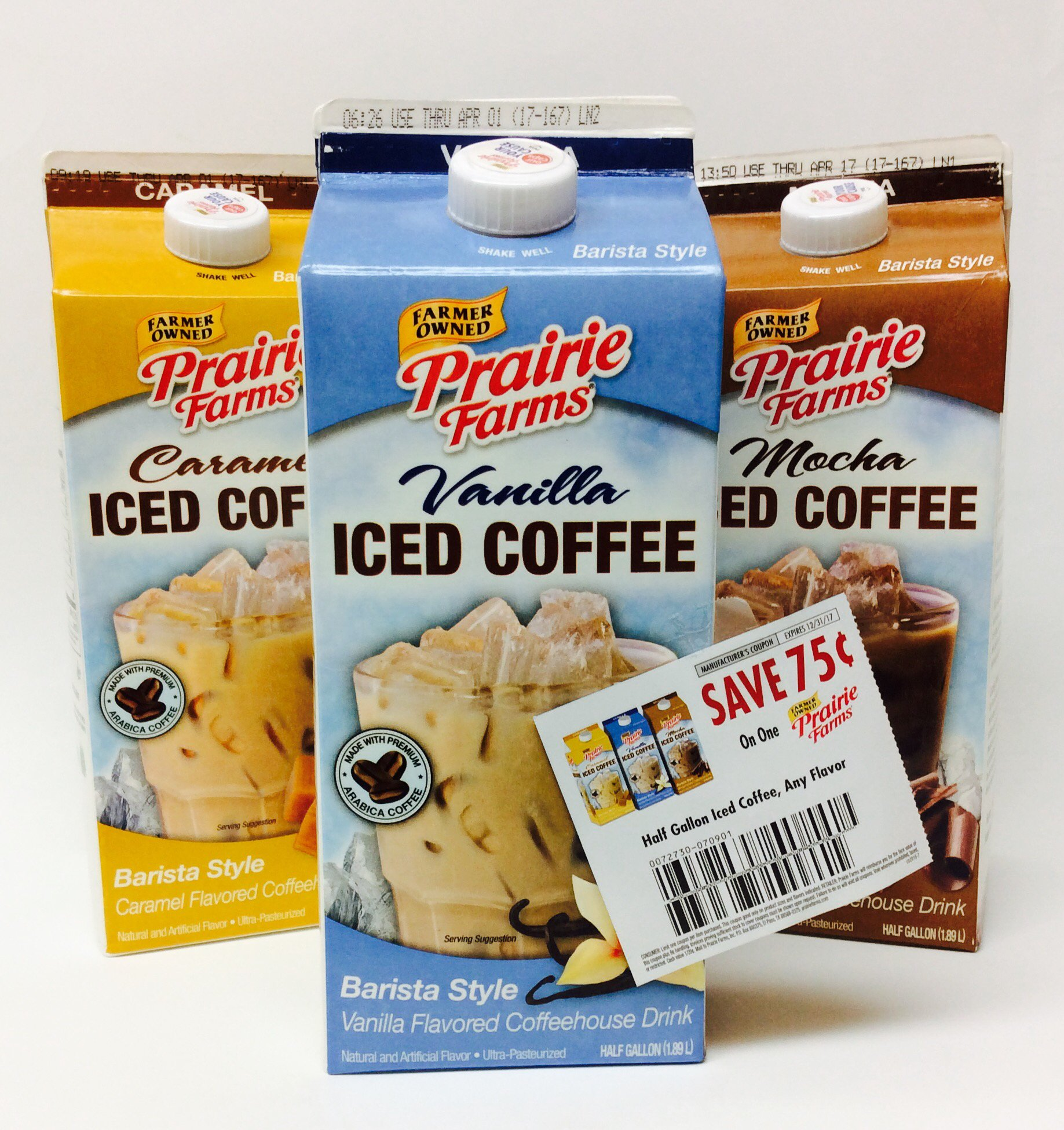 Woodmans Food Market On Twitter Get A Morning Boost From Prairie Farms Iced Coffee Each Flavor Only 2 24 After In Store Coupon Whilesupplieslast Https T Co 4cqwsc4jt6
