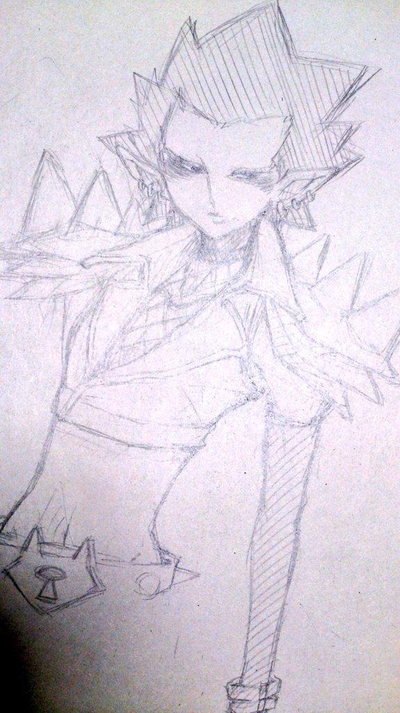山田 (@yamadadamepo)さんのイラスト