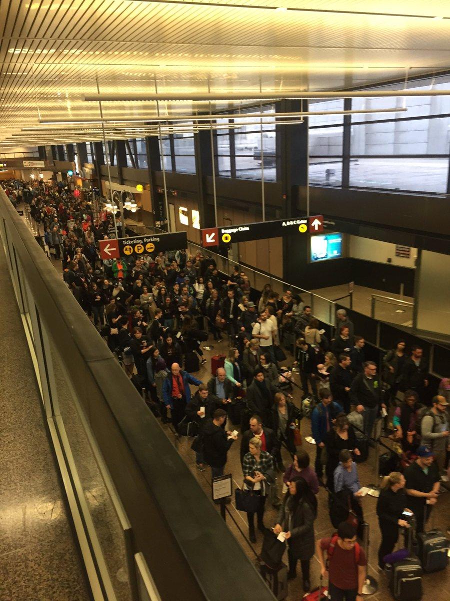 Alaska airlines on twitter quot seattlites traveling tsa