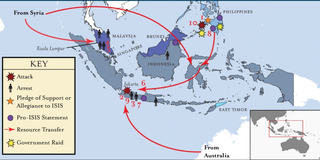 Show The Map Of Asia.Show Map Of Asia
