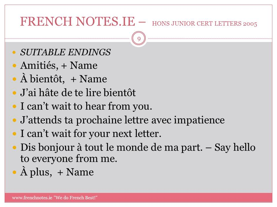 How do you say letter in french mersnoforum how do you say letter in french spiritdancerdesigns Image collections