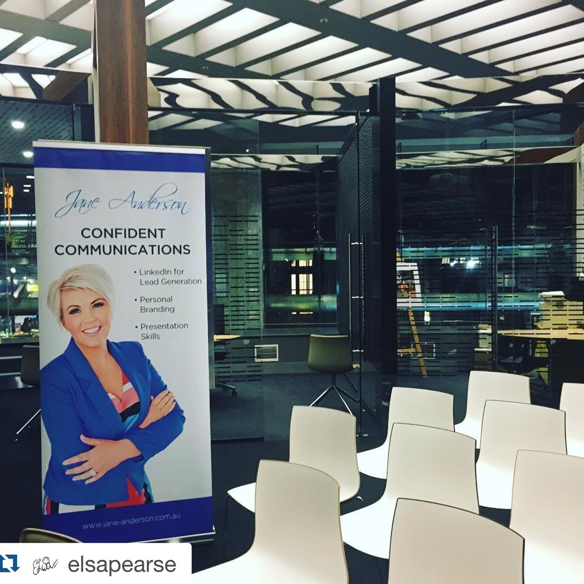 Jane Anderson On Twitter Thank You To Brisbane Junior Chamber Of Commerce Talking All Things PersonalBranding And Linkedin Last Night