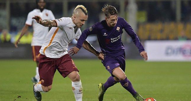 Vedere ROMA-FIORENTINA Streaming Rojadirecta Diretta Calcio Serie A (oggi 4 marzo 2016)