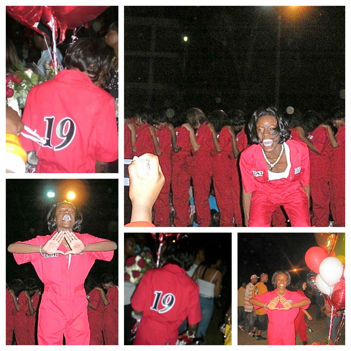 Probate day was weeks later, but felt like I crossed all over again #TITEisnine #BADST #NineAndFine #FAMU_RYS16 https://t.co/aUe7LCV1Pr