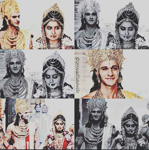 character of lakshman Know the star cast of siya ke ram serial, the real names of each character & also their background know the star cast of siya ke ram serial, the real names of each character & also their background  karan suchak as lakshman remember shekhar of pavitra rishta, the lawyer seen with pari well, that's karan suchak who is essaying the role.