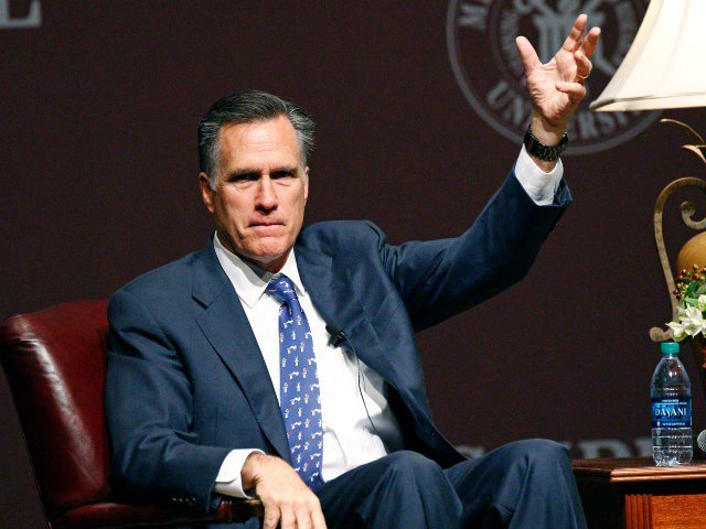When will Mitt Romney return Trump's 2012 donations?