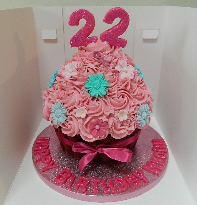 Cupcakes To Go on Twitter Happy 22nd birthday Megan Giant