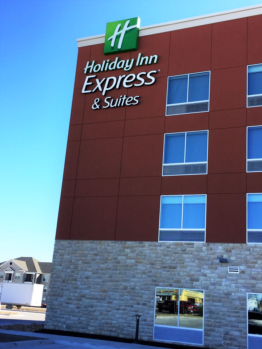 Jaco Gc Ict On Twitter Our Great Bend Ks Holiday Inn Express