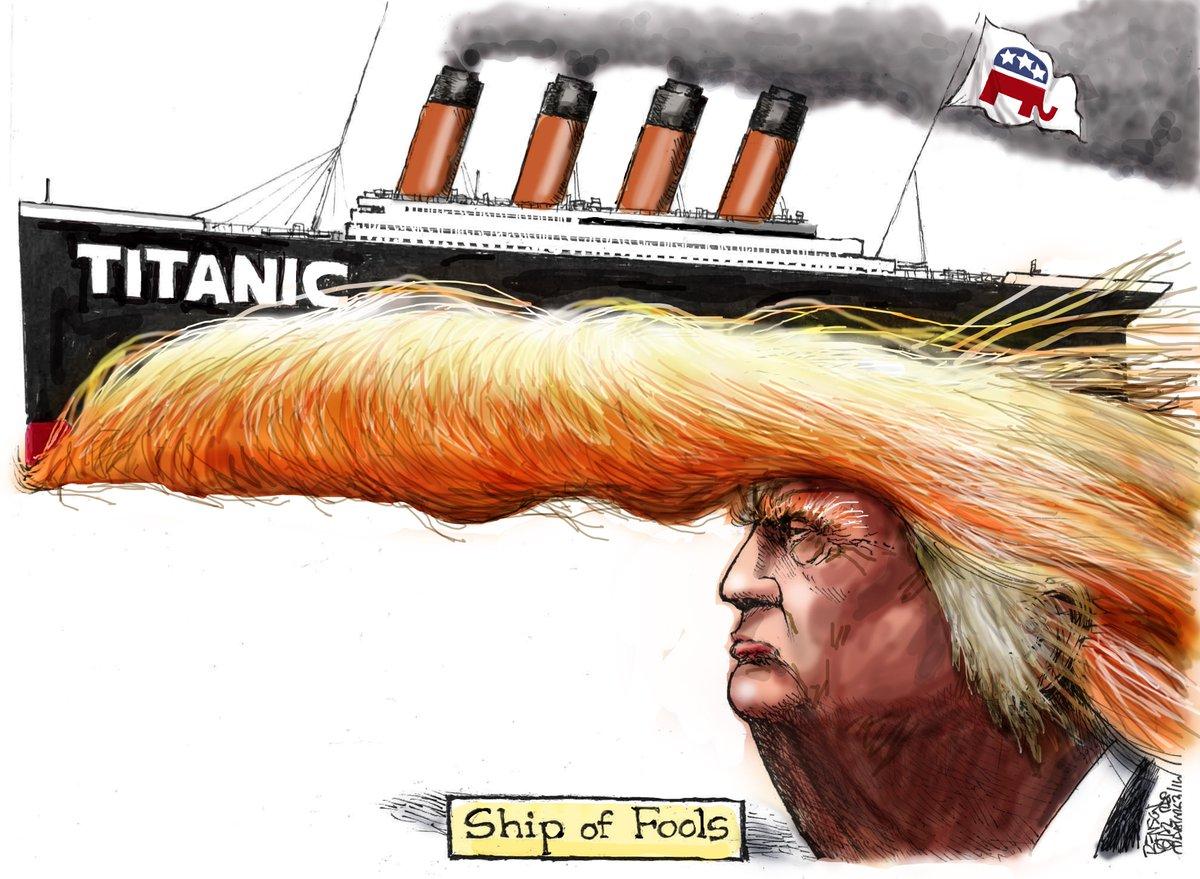 #DonaldTrump #GOP #SneakPeek #SteveBenson #Cartoon @arizonarepublic https://t.co/ElF7kiXyWx https://t.co/KrI0GZLXRq