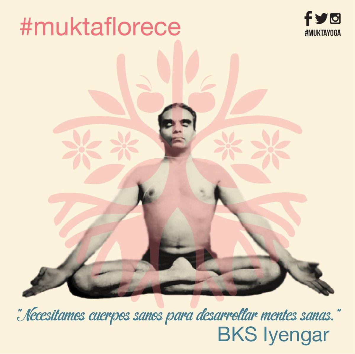 Mukta Yoga On Twitter Compartimos Una Frase Del Maestro