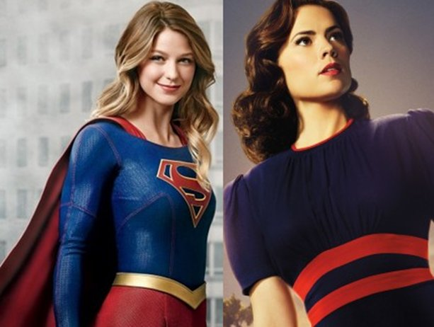 Dear #CBS & #ABC:  Give Me #SupergirlSeason2  And #RenewAgentCarter  Thank You. #Supergirl #AgentCarter https://t.co/H3Fa3UmWU1