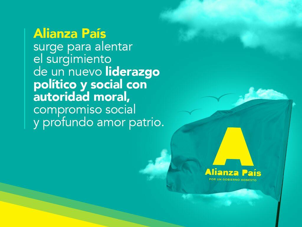 Los partidos tradicionales no tienen voluntad política para combatir la impunidad. Cambiemos de rumbo. #Vota26. https://t.co/4kfFazu7Y8