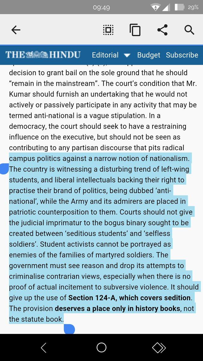 Well said by @the_hindu https://t.co/KIZtBDYrZQ