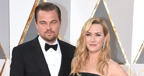 Leonardo DiCaprio and Kate Winslet Are Together Again on the Oscars 2016 Red Carpet an https://t.co/4hRsgSo7SN... https://t.co/GdzMHQmxXJ