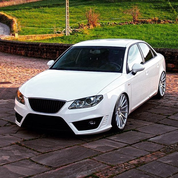 vct motorsport intl on twitter seat exeo white pearl. Black Bedroom Furniture Sets. Home Design Ideas