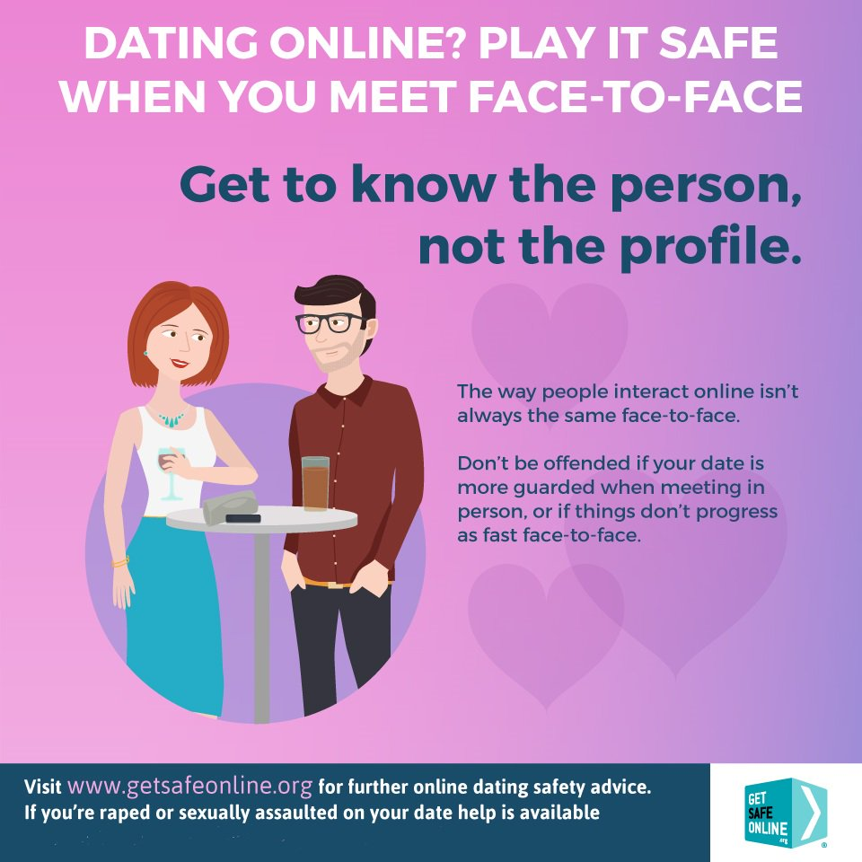 online dating to meeting in person