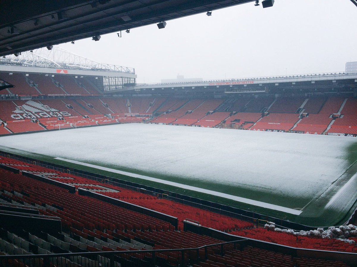 OLD TRAFFORD The Theatre Of Dreams [Archive] Page 2