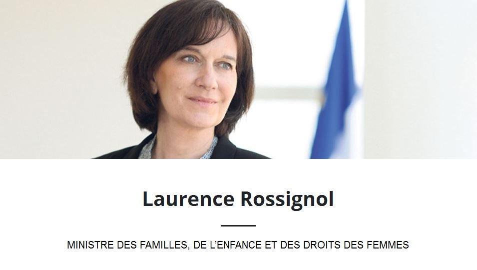 Resultado de imagen de ministre des droits de femmes