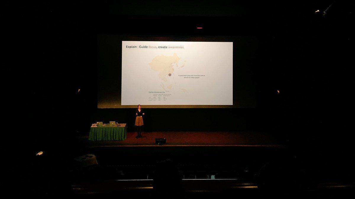 Hoe maak je een viz die data inzichtelijk maakt én overtuigt? @NadiehBremer over haar pop.growth Azië-viz #ic2016nl https://t.co/9j2L9VW2GX