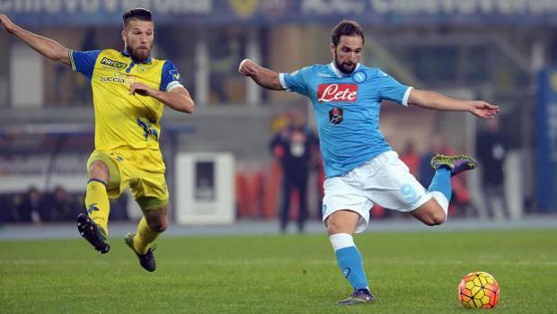 Rojadirecta Napoli Chievo Streaming Gratis Diretta Sky TV Sfida Serie A