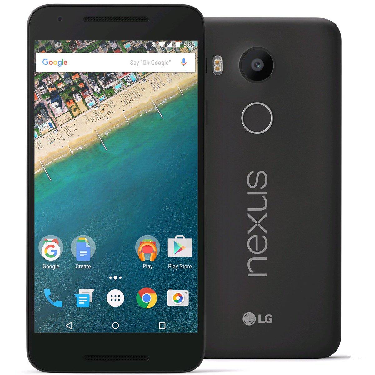 SIMフリーNexusが遂に3.1万円まで値下げ >ExpansysにてGoogle Nexus 5x 16GBが特価31,535円、送料無料! #Nexus5x #Android https://t.co/u4yPNIfiFk https://t.co/x2E5uK4JU3