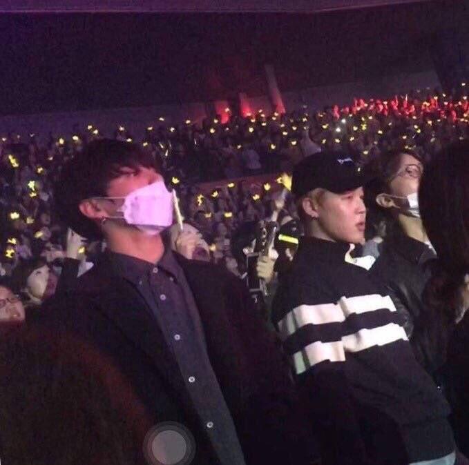 picturefansnap spotted bts jhopejimin amp jungkook at