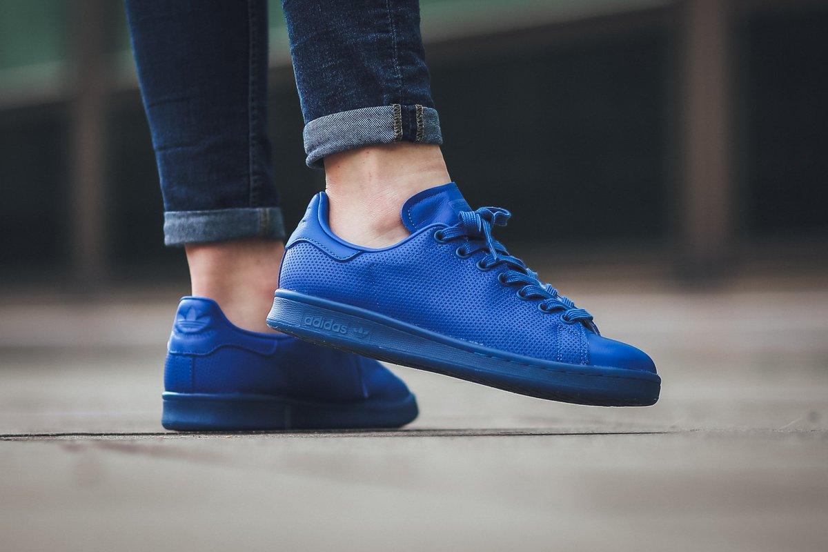 Adidas Stan Smith Adicolor - Blue