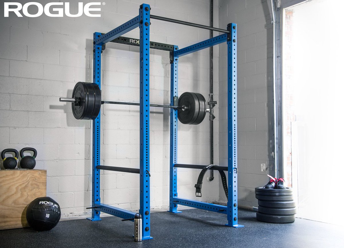 Rogue fitness on twitter quot what s in your garage gym setup