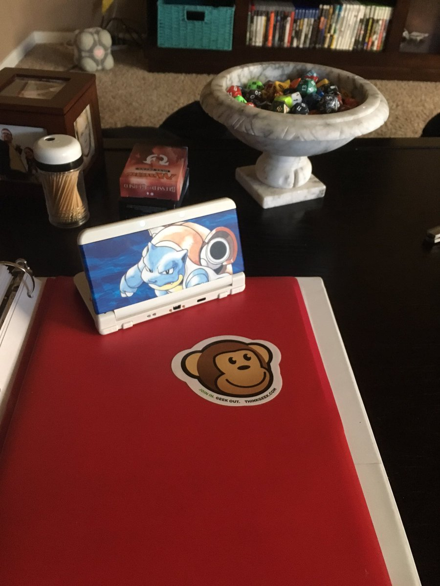 My Timmy sticker adds flavor to otherwise boring folders in Colorado Springs, CO in the ol' US of A #timmyverse