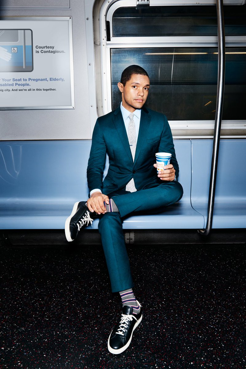 Before Hippodrome, Trevor Noah on Baltimore unrest, election season, DeRay and more. https://t.co/NT1vDkZ4sm https://t.co/xZh2QcGuF9