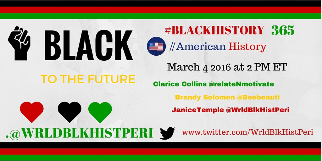 Thumbnail for Black To The Future March