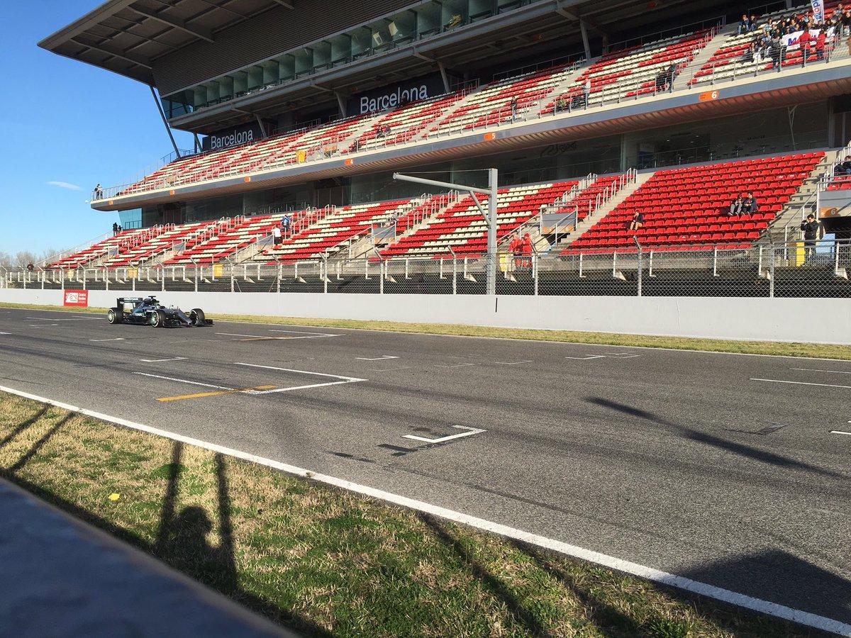 Rosberg ya acumula ...